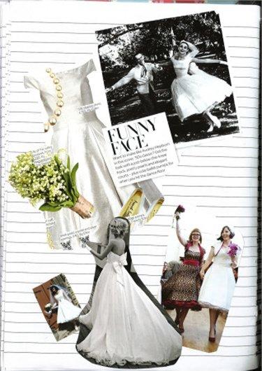 Lisa's Wedding Scrap Book kent bride