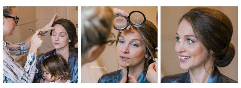 airbrush brdal makeup Lucy Jayne