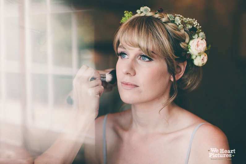 bridal makeup in deal kent