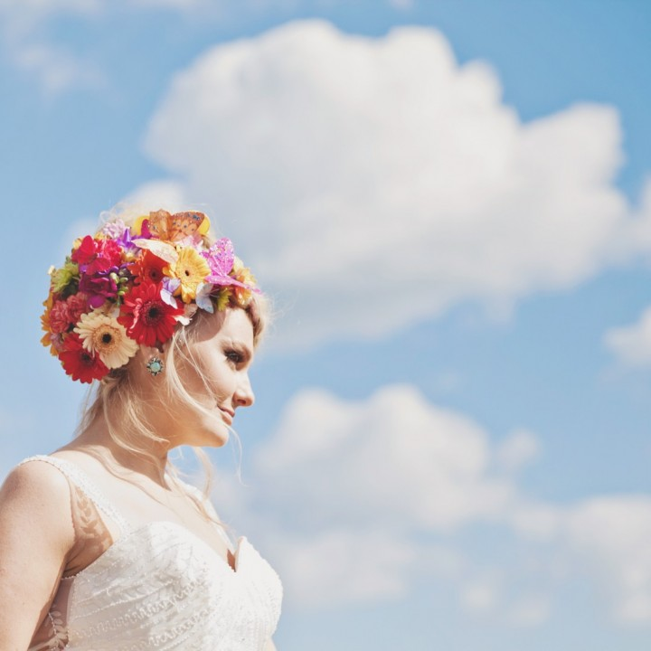 Summer Boho Bridal Makeup