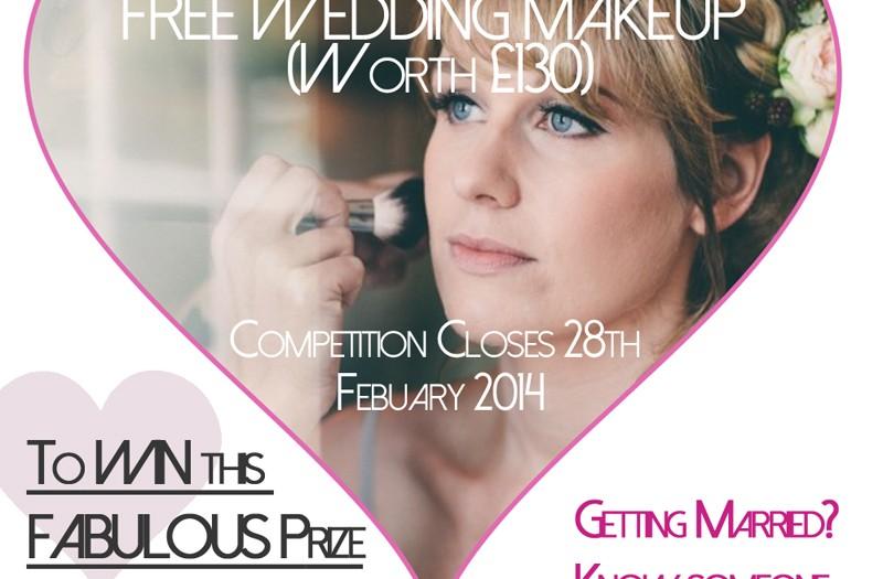 Win your wedding makeup lucy jayne makeup blog win your wedding makeup junglespirit Choice Image
