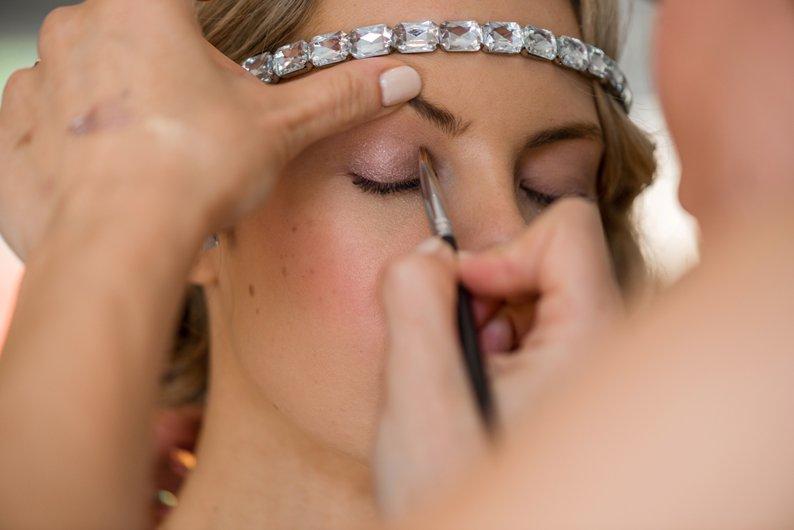 20s bridal makeup lucy jayne