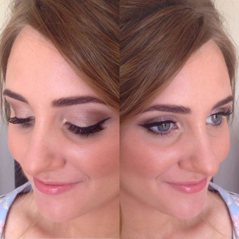 Bridal Makeup Phone Shots