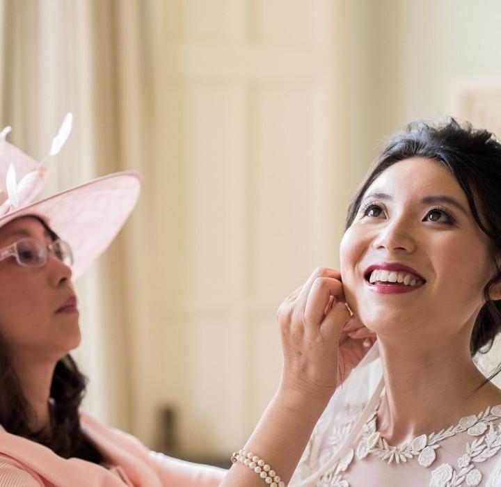 Summer 2015 Trend - Blush Bridal Makeup
