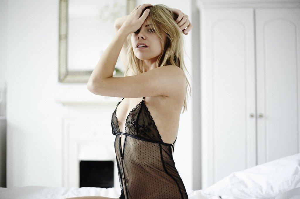 Ell & cee winter luxe lingerie