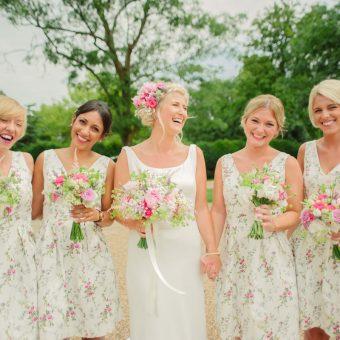 Bridesmaids & Mums