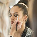 makeup portfolio shoot