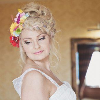 Summer Boho Bridal Makeup