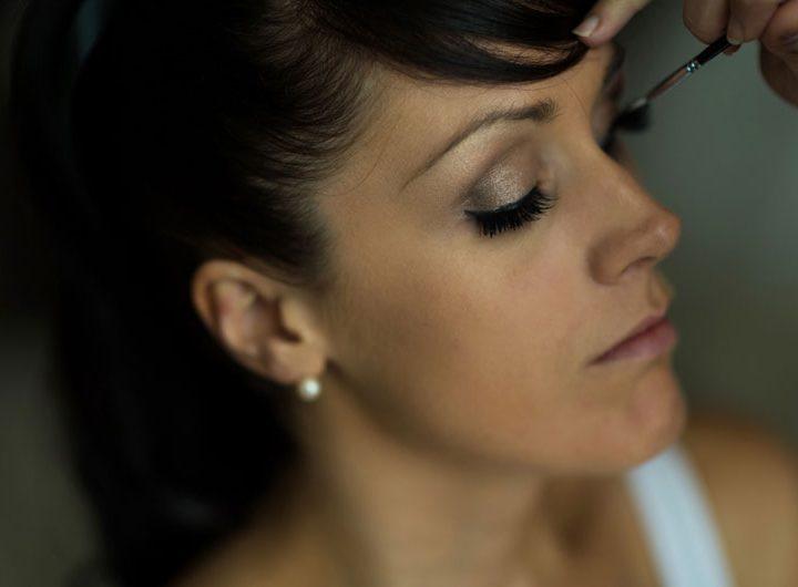 Chic Bridal Makeup
