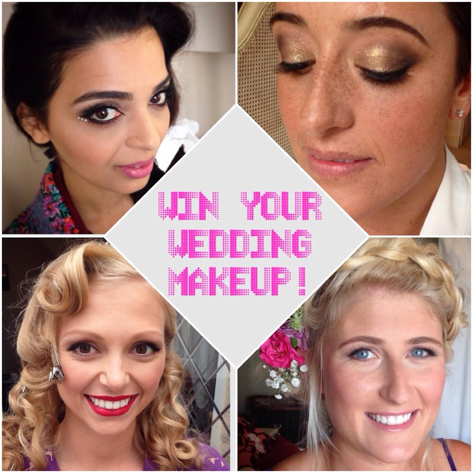wedding makeup competition