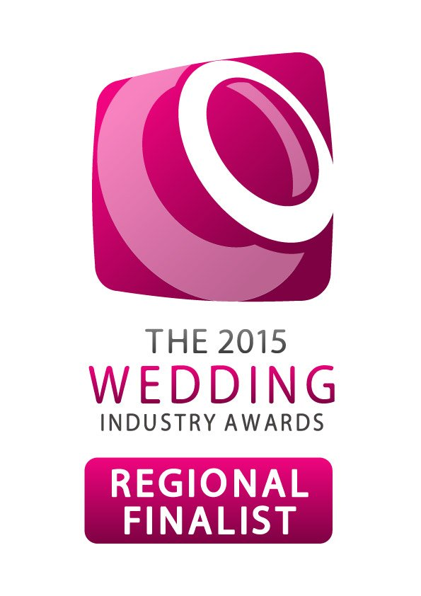 National Wedding Awards Regional Finalist