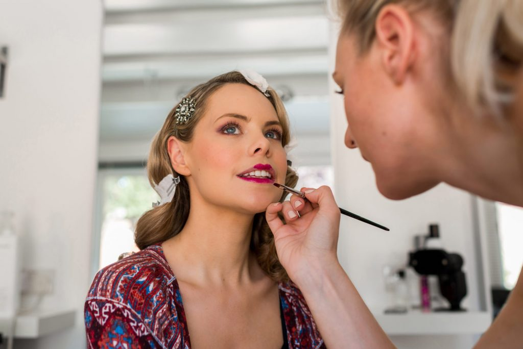 occasion and prom makeup