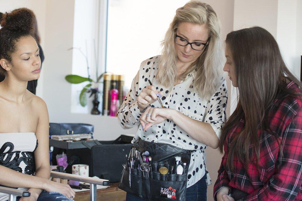 1 day bespoke makeup workshop